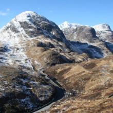 Dan Parry - Strath Lodge Glencoe