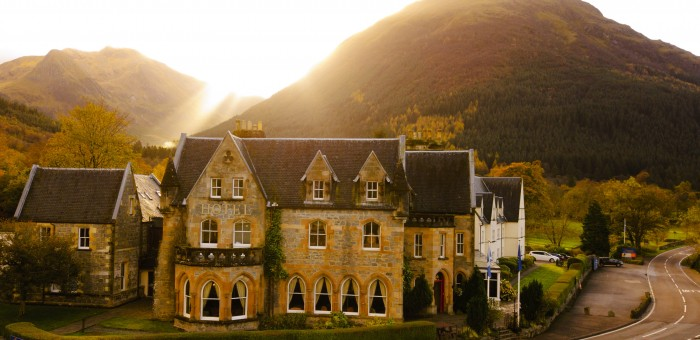 Ballachulish Hotel external 4