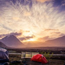 Glencoe, Mountain, Resort, Campsite, Camping,CJM, Photography, Sunset, Glen, Coe