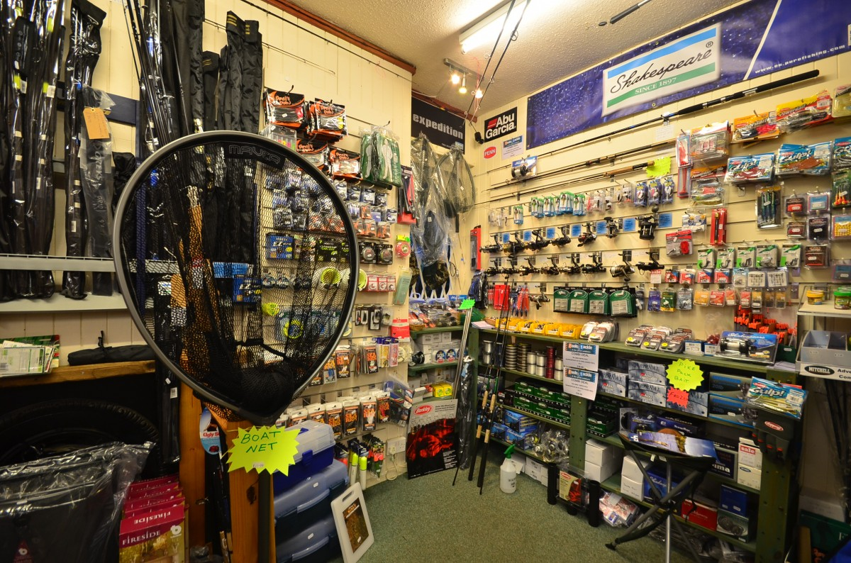 Shops. Tools and Tackle Old Post Office Loanfern Ballachulish Argyll PH49  4JB | Contact Karl Griffin