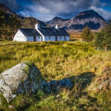 Black Rock Cottage www.glencoephotography.co.uk