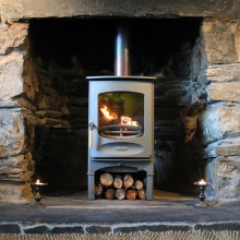 Warm and cosy nights in by the fire.
