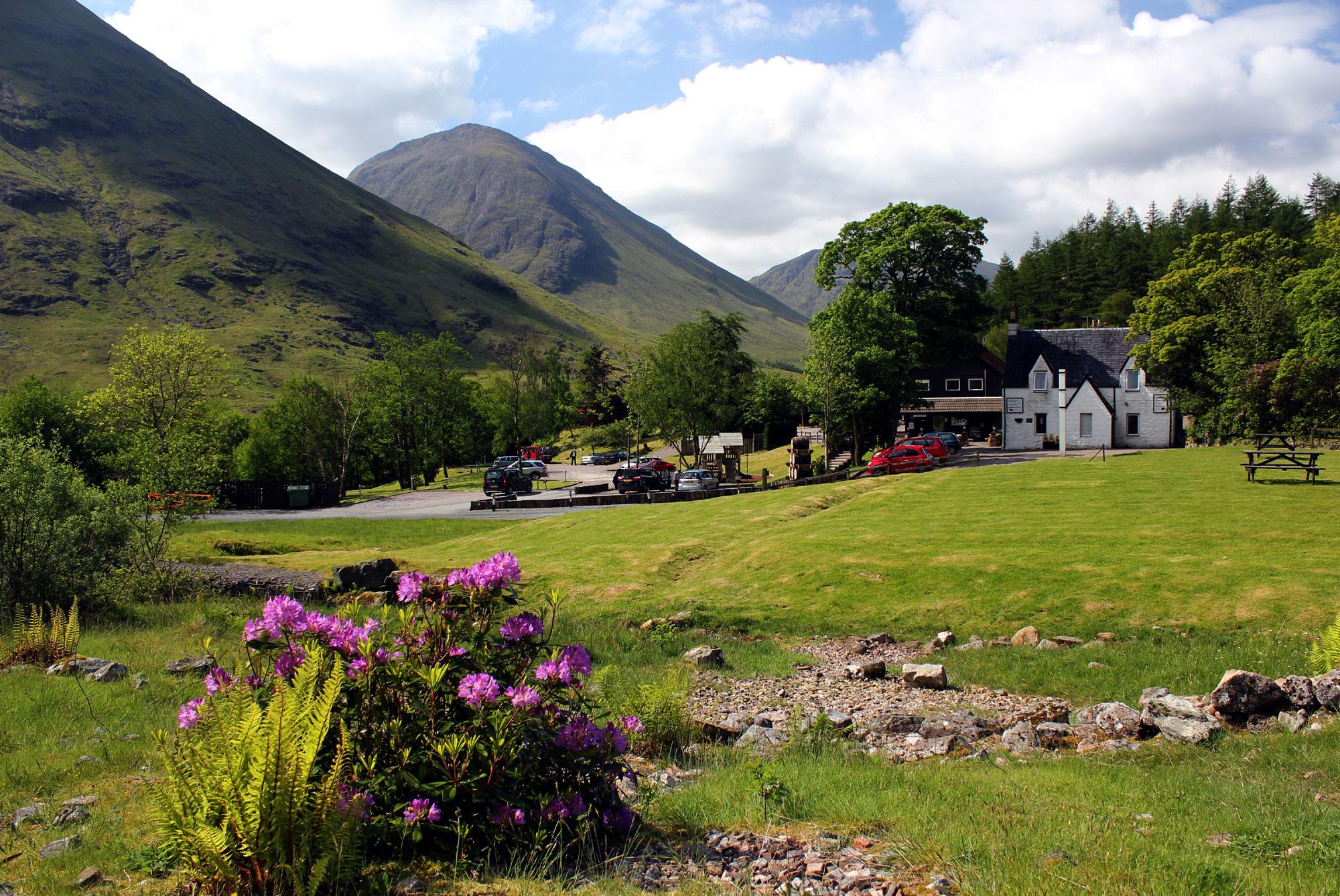 Clachaig Inn Discover Glencoe