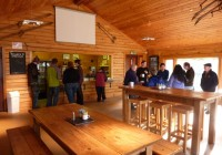 Glencoe Mountain Resort, Cafe