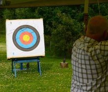 action glen, archery, ballachulish, glencoe,