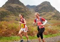 2013 Photo of Glencoe Marathon photo by WildFox Events