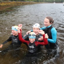Glencoe Open Water Swim 3