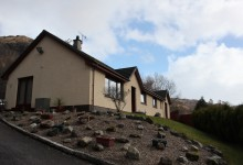 The Steadings Outside View